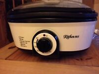 NEW UNUSED GIFT BOXED 8in1 MULTI-COOKER/YONANAS BOXED ICE-CREAM MAKER/KITCHE&LAUNDRY BASKETS/TRAYS++