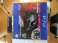 DRIVECLUB COMPACT RACING WHEEL PS4
