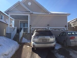 Peterborough-Upper Level 2 Bedroom/2 Bath with Garage