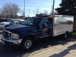2004 Catering Truck Ford F-350 LXT, $30k +HST