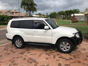 2008 Mitsubishi Pajero Wagon Annandale Townsville City Preview