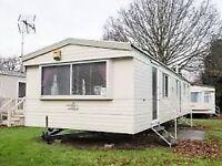 Caravan to rent for holiday in Felixstowe