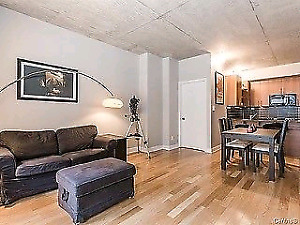 4 1/2 a louer/ to rent Griffintown (Lowney) 1er Mai