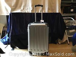 26in Easy Roll Hard Sided Suitcase