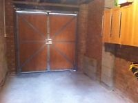 Private Garage Space to let in Little Stoke