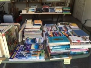 The Great Book Give-Away and Moving Sale Event