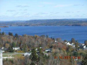 Panoramic Views in Grand Bay,of Saint John & kennebecasis River