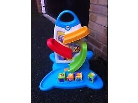 Fisher Price Roller Block Play Wall