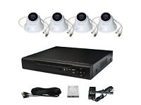 ahd cctv camera systems fully supplied and fitted with warranty