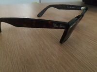 Ray-Ban Wayfarer Sunglasses Tortoise Shell/Dark Tints