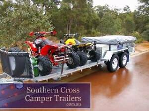 Amazing  Road Heavy Duty 15 Tonne Camper Trailer Coogee Cockburn Area Preview