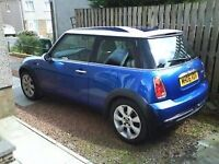 Mini Cooper with added Chilli Pack