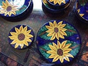 NEW PRICE $80 Handmade Mexican pottery