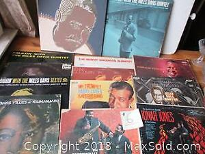 Vintage Jazz Record Collection 21 Albums.