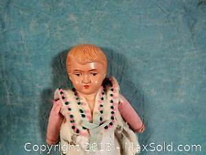 Small Vintage/Antique Doll