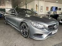 2018 Mercedes-Benz S Class S500 Night Edition 2dr Auto COUPE Petrol Automatic