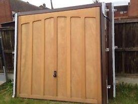 Horman Tudor garage doors