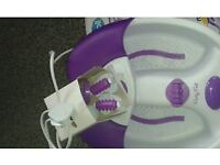Scholl Party Feet Foot Spa (Used)