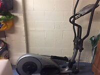 Ketler Cross Trainer EXT7. Ergometer. One owner. Good condition. Strong,durable.