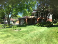 OPEN HOUSE Sunday 1:00-3:00. 4 bed 3 bath with River Views
