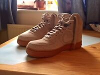 Women's Nike Air Force 1 Hi Suede Size 4