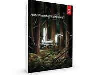 Adobe Photoshop CC or CS6, Lightroom 6 or CC Download, Disk, Collection and Recorded Delivery