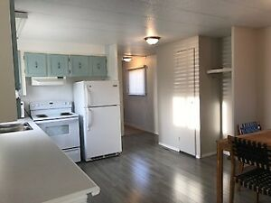 MOBILE HOME $18000.00 / OBO  CURRENTLY RENTED for $1100.00