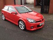 Vauxhall VXR Damaged