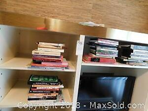 Books And DVDs - A
