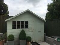 Garden shed / Wendy House 10 foot x 6 foot.