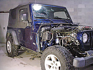 Jeep YJ, TJ, Wrangler needing work wanted. Unfinished project?