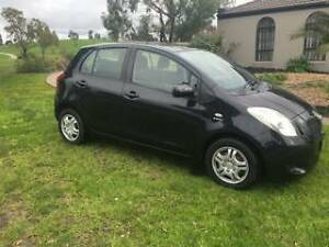 2007 Toyota Yaris Hatchback Melbourne Region Preview