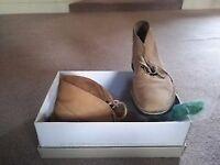 Clarks Originals Men's Desert Boots (Size UK 7.5)