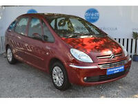 CITROEN XSARA PICASSO Can't get car finance? Bad credit, unemployed? We can help!
