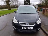 PCO, ONLY 1 OWNER Ford Galaxy 2.0 TDCi Zetec