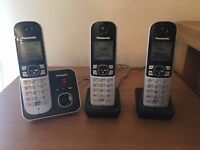 Panasonic digital cordless phone set