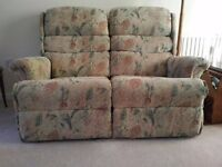 For Sale: Sherborne Comfi-sit 2-Seater Reclining Sofa