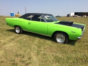 1968 Plymouth Sport Satellite Factory Big Block for Sale