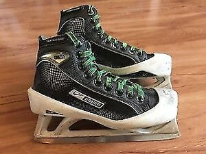 Hockey Goalie Skates Size 4