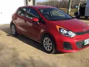 2016 Kia Rio LX (Lowest Priced 2016 Rio on Kijiji)