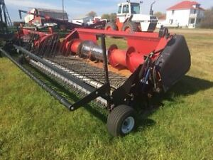Case 2388 Combine with specialty rotor