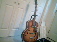 GODIN ACOUSTIC ELECTRIC GUITAR.