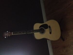 Firebrand 6 String Accoustic Guitar