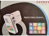 Brand new Sankey Camcorder