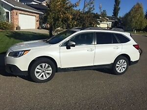 2016 Subaru Outback 2.5i Limited w/Tech SUV, Crossover