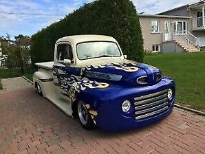 Camion Pick Up Ford F100 1949 ***34500***