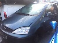 FORD Galaxy 1.9 Diesel 2003 BREAKING FOR SPARES