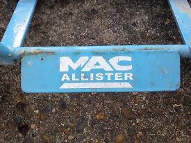 MAC ALLISTER hevy duty hand truck 400 kg £45 ovno