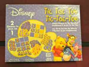 Winnie the Pooh Tic Tac Toe