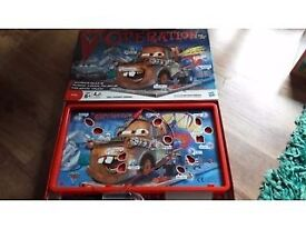 Disney cars 2 operation game
